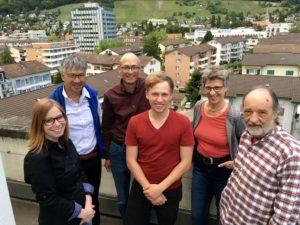 Denise Zumbrunnen, Dacfey Dzung, Jürg Meier, Andreas Leuppi, Monica Gassner-Rusconi, Leo Scherer